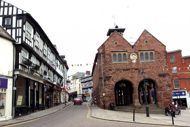Ledbury Reporter: Ross-on-Wye saw itself at the centre of a debate following an article in The Guardian.