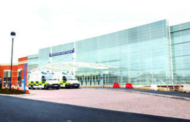 Norovirus outbreak at Worcestershire Royal Hospital