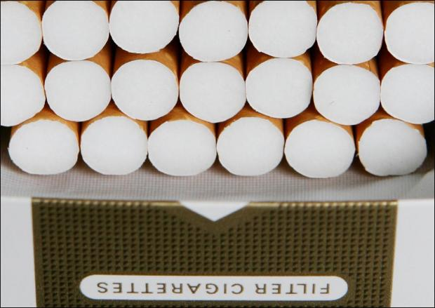 Call to shut shops over county's illegal tobacco trade