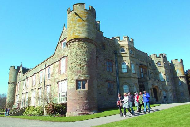 Croft Castle and Parkland is the venue for this weekend's beer festival.