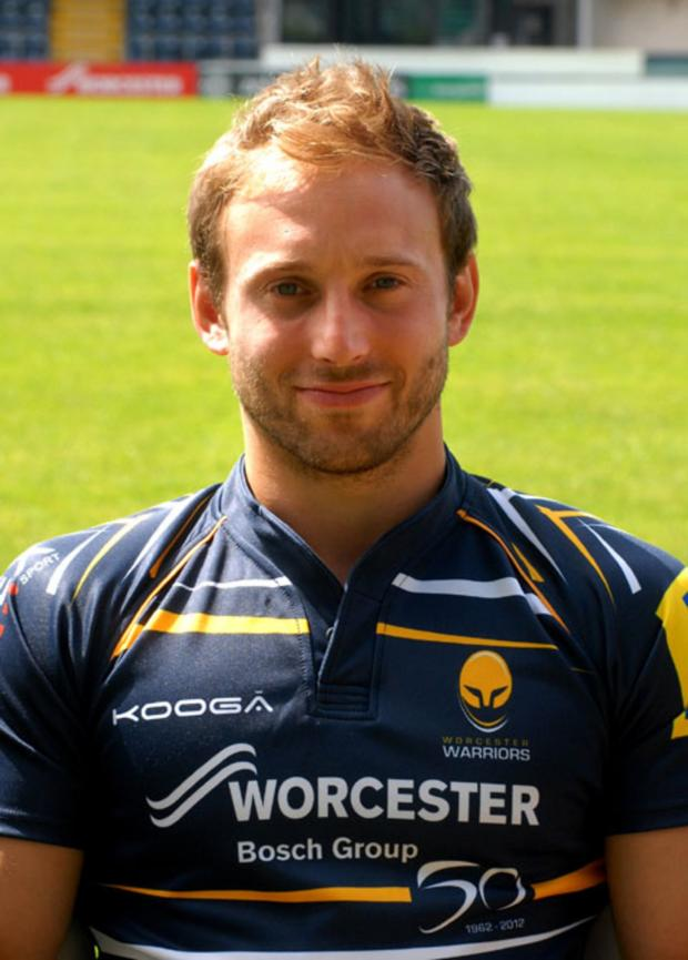 Ledbury Reporter: CHRIS PENNELL: Named in England's match-day squad for the first Test in New Zealand.