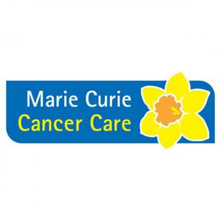 Almost £1,000 was raised for Marie Curie Cancer Care in Ledbury.