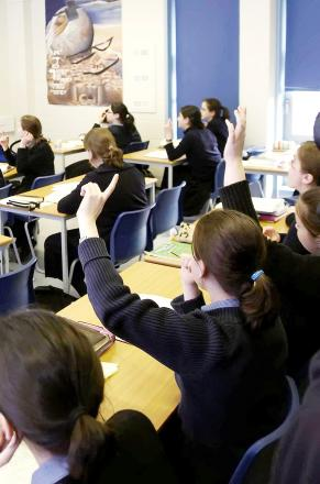 Shortfall in schools funding