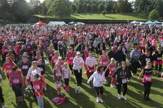 Sign up for this year's Race for Life