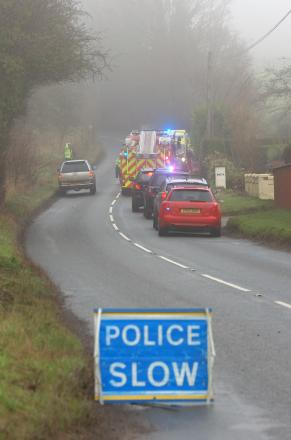 RTC on the A4110 at Bewdley Bank