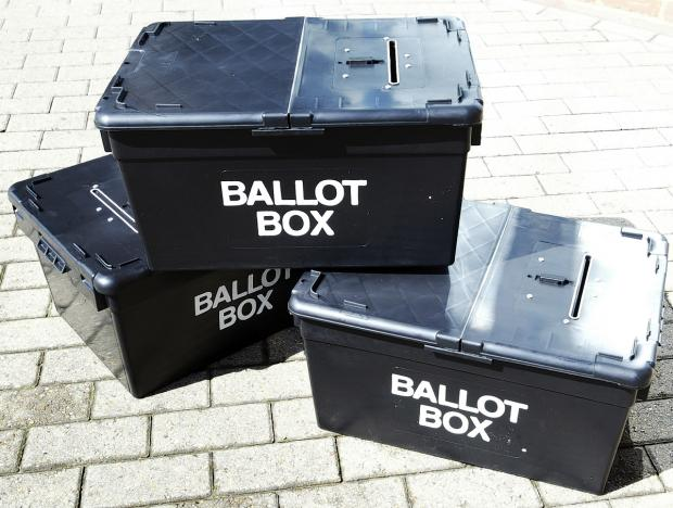 Ledbury Reporter: ELECTION: Don't forget to vote