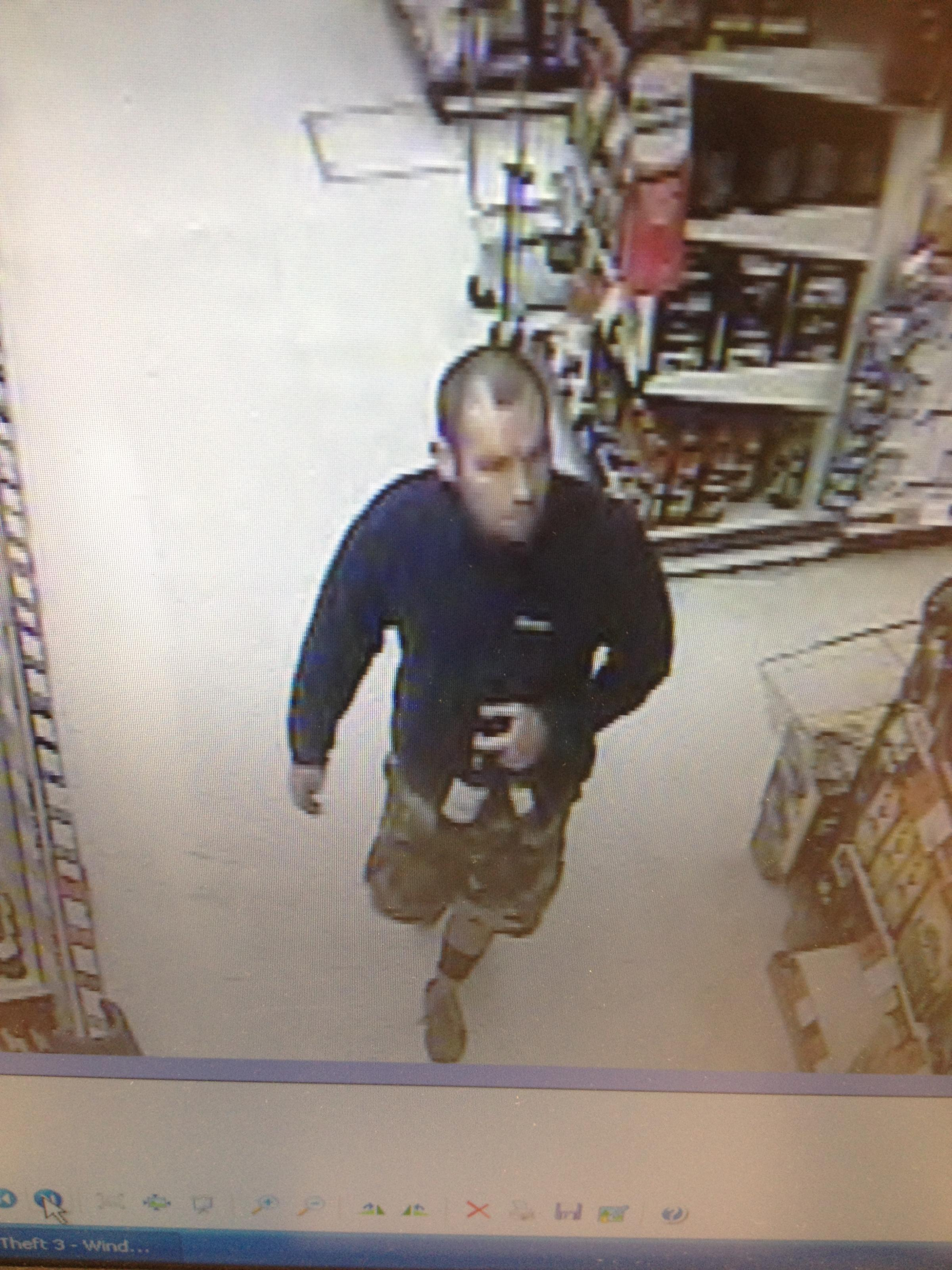 CCTV appeal after Ross-on-Wye supermarket thefts