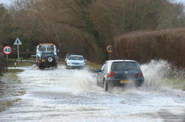 Ledbury Reporter: More severe weather on its way to Hereford over the weekend, f