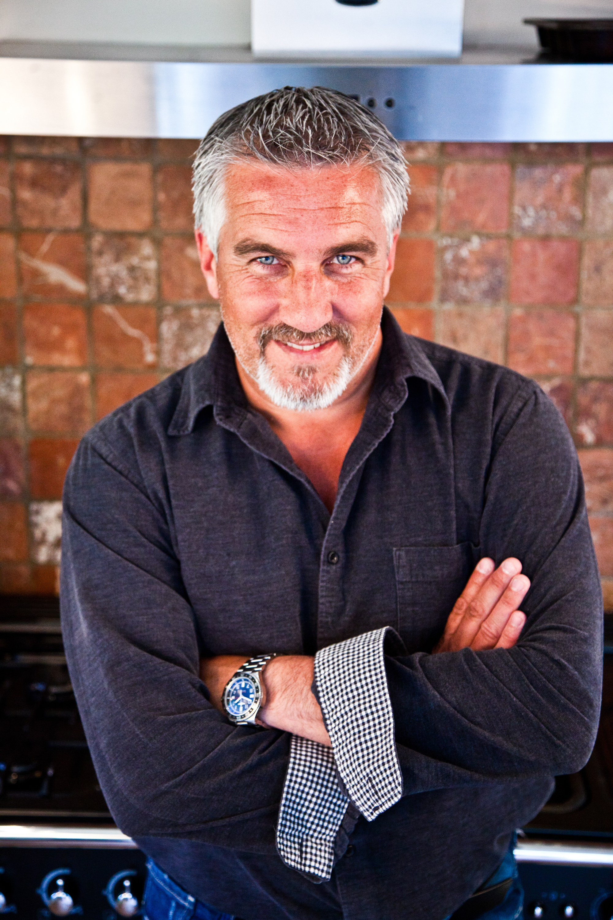 Celebrity chef Paul Hollywood gave a cooking demonstration at last year's Flavours of Herefordshire Food Festival.