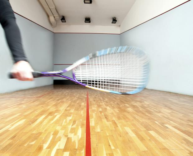 Ledbury Reporter: Leominster's only remaining squash court is to close as part of a £1.3m investment to the centre. (3983136)