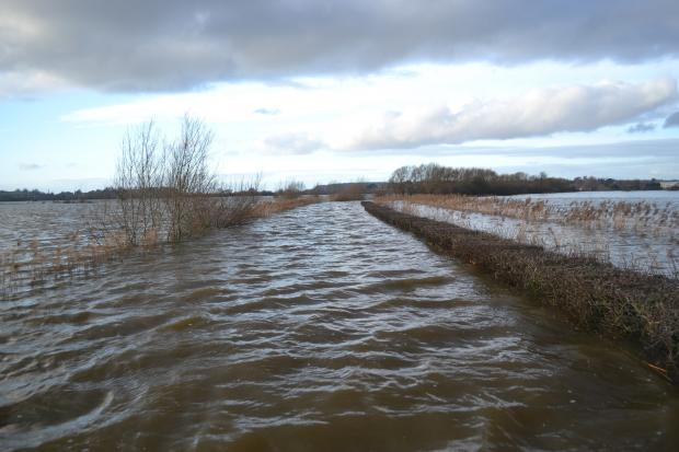 Agencies working to get Herefordshire back to normal following floods
