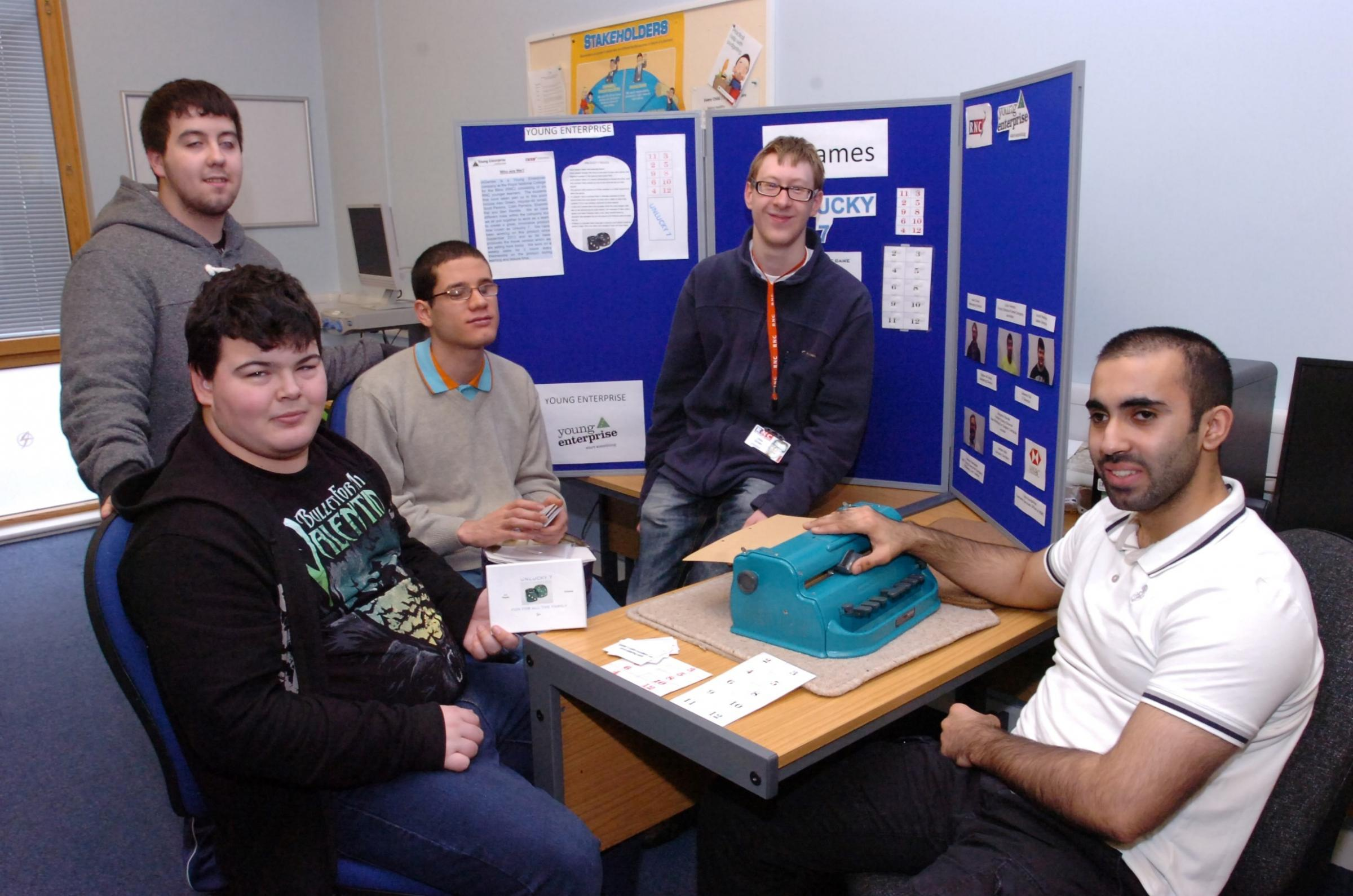 Braille board game made at Hereford college could be national first