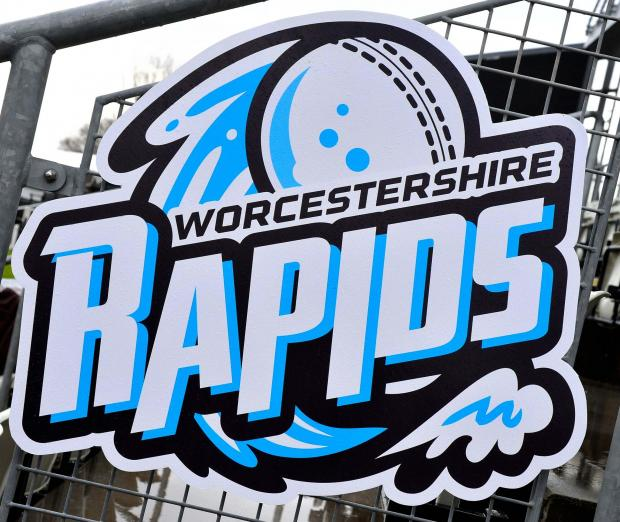 Ledbury Reporter: County to be known as the Worcestershire Rapids for NatWest T20 Blast