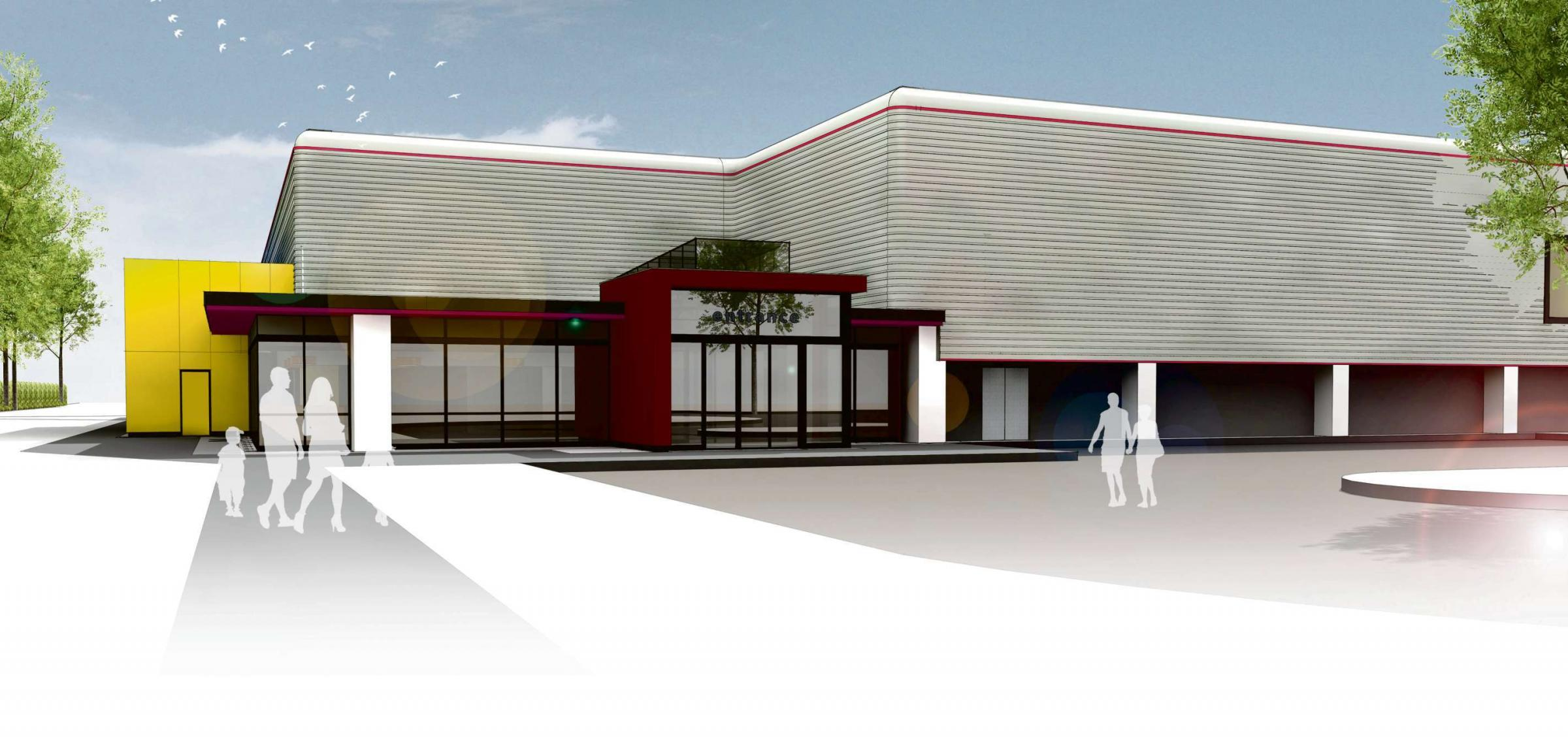 £9m revamp for Herefordshire sport centres springs into action next month