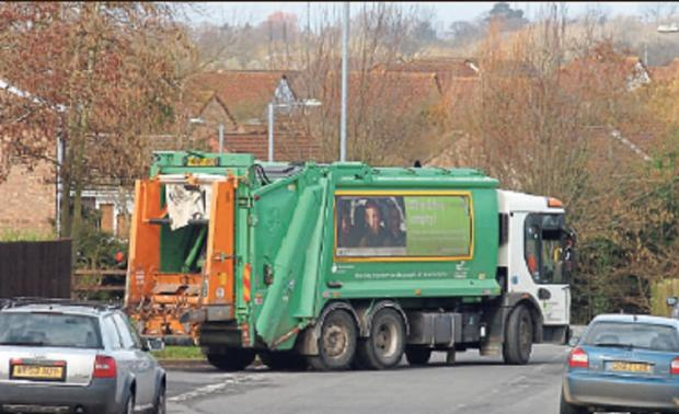 Herefordshire Council refused to respond to questions concerning commercial waste.