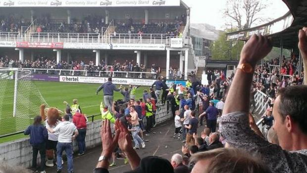 Council told supporters trust takeover the only option for Hereford United