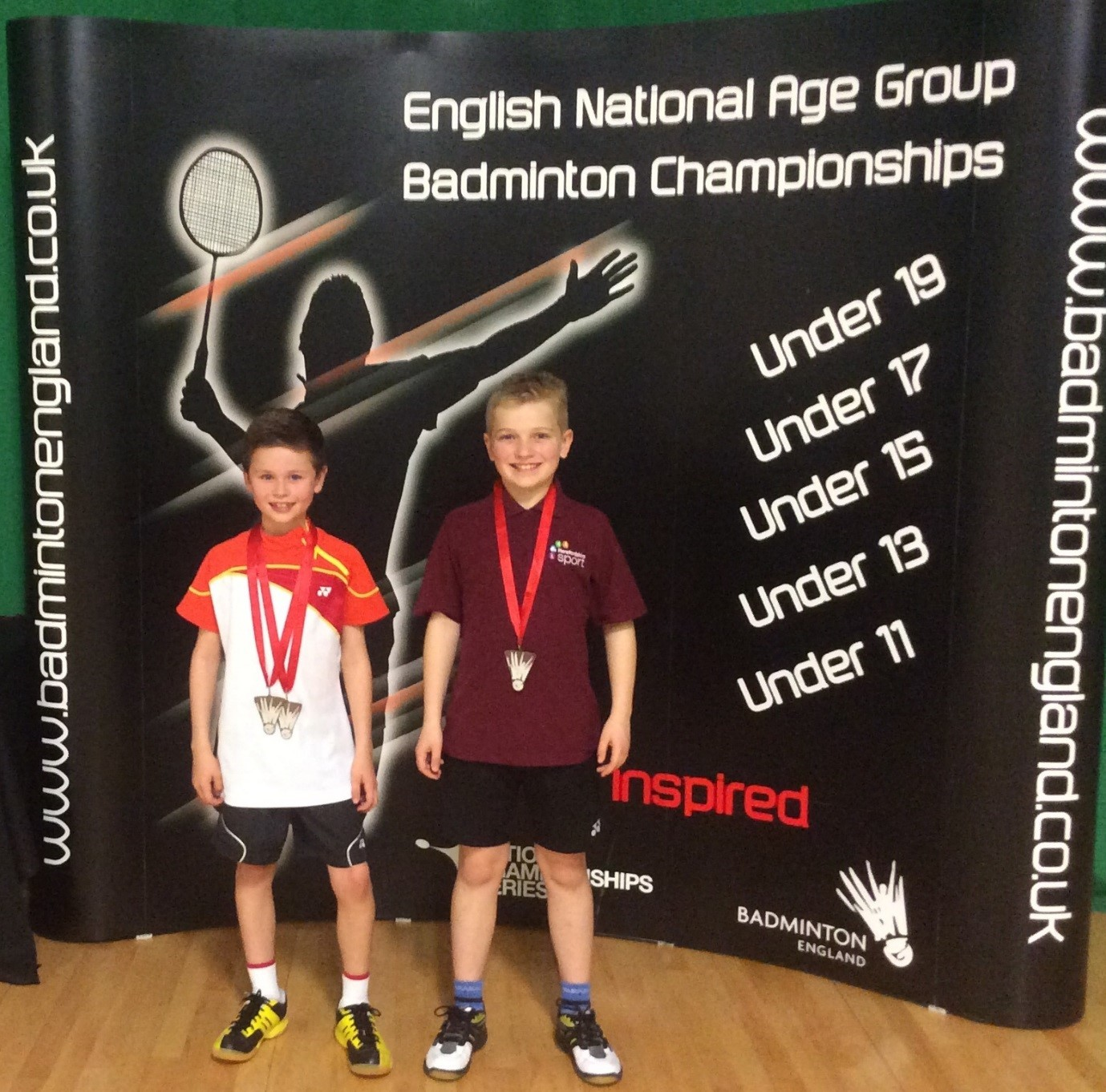 Young badminton star brings home bronze from national champs