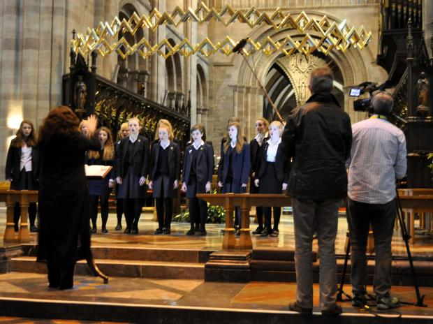 The Cathedral School's Cantabile Girls Choir