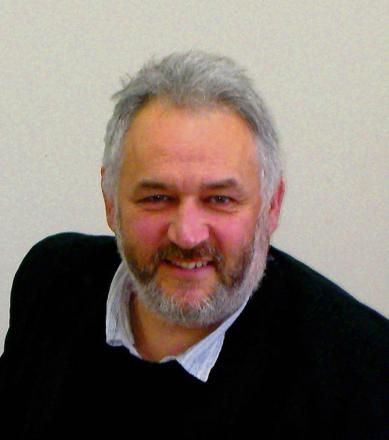 Community First's village hall adviser for Herefordshire and Worcestershire Richard Timney