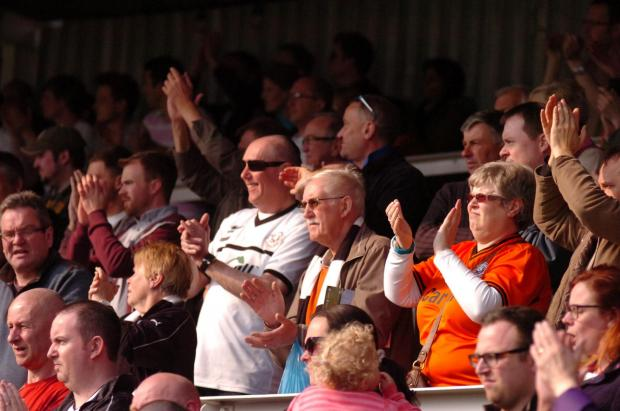 Hereford United have been accepted into Southern League Premier Division – subject to conditions