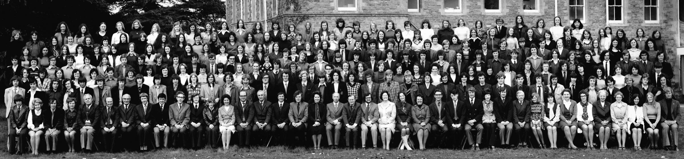 The class of '73 will be celebrating Hereford Sixth Form College's 40th anniversary.