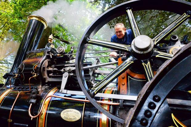 Ledbury Reporter: Full Steam Ahead for Marcle Attraction