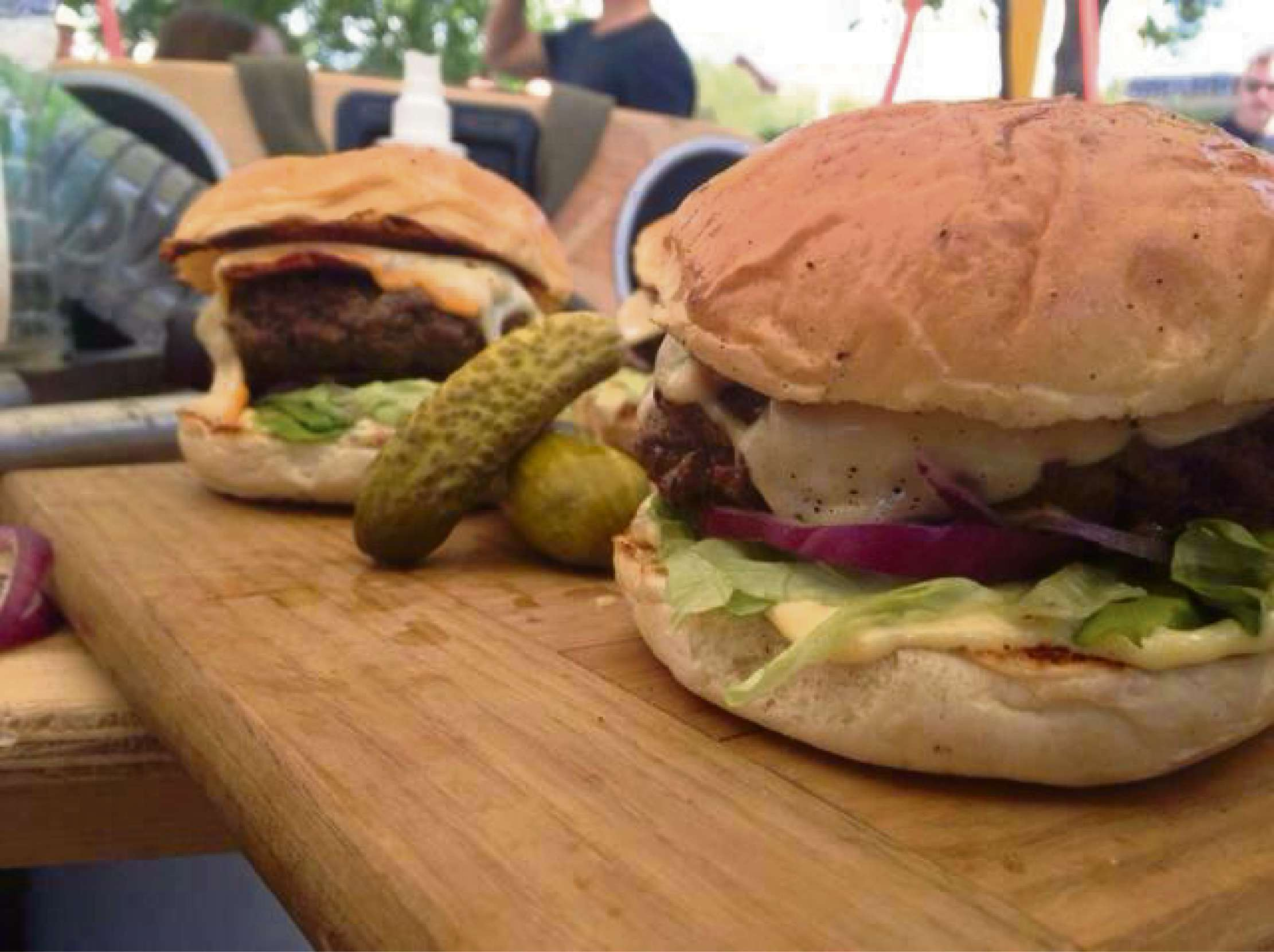 Hereford's Beefy Boys bring home UK's 'Best Burger'
