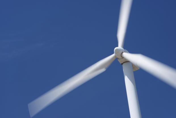 Campaigners in Pencombe are fighting plans for a large wind turbine in the village.
