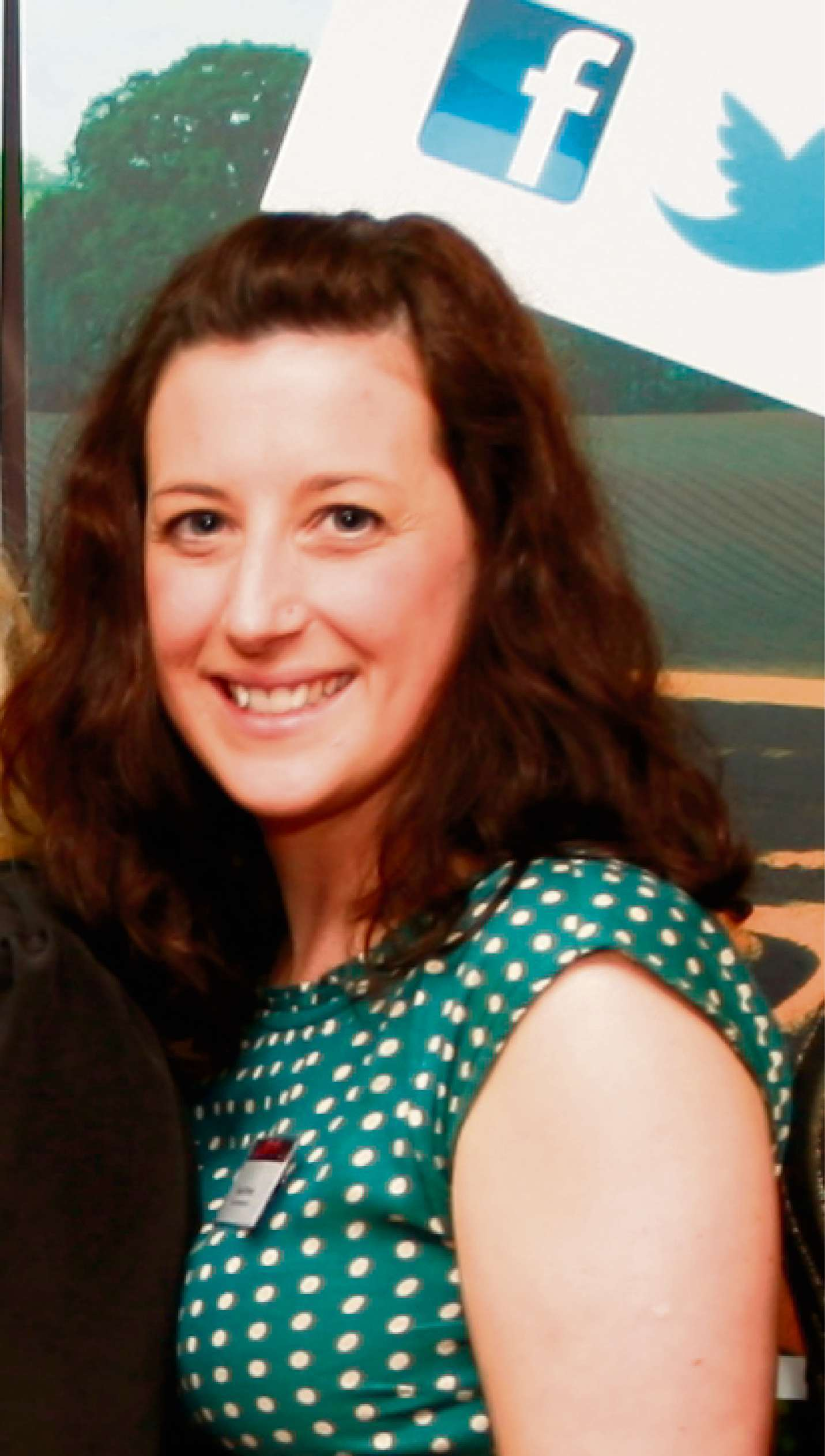 Becci O'Reilly, from Ross-on-Wye, is this year's Flavours of Herefordshire Festival director.