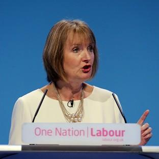 Harriet Harman is to highlight a drop in membership in