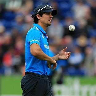 Alastair Cook has much to ponder ahead of the second one-day interna