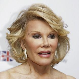 Joan Rivers has been