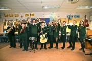 TALENTED PUPILS: Students at Newent Community School are going on a concert tour to London.