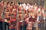 Gathering Wave – coming together for the Three Choirs festival in Hereford this summer