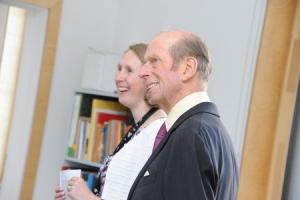 Duke opens Hereford's state-of-the-art archive building