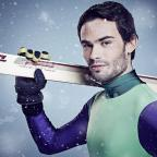 Ledbury Reporter: The Jump loses FOURTH contestant to injury as Mark-Francis Vandelli fractures ankle