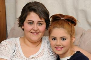 Mum of teenage girl with Cyclical Vomiting Syndrome wants to raise awareness of condition