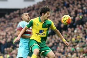 West Ham rescue a point at Norwich thanks to Dimitri Payet