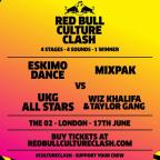 Ledbury Reporter: Red Bull Culture Clash artists announced for each crew