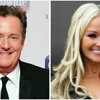 Ledbury Reporter: Piers Morgan slams 'ghastly' Jennifer Ellison in nasty row over Britain's Got Talent's Boogie Storm