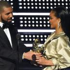 Ledbury Reporter: People fully expected Drake to propose to Rihanna on stage after declaring his love in beautiful MTV VMAs speech