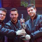 Ledbury Reporter: Robot Wars winners don't get chance to celebrate success