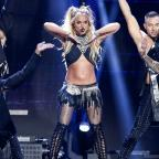 Ledbury Reporter: Britney Spears was back to her best as she hit the stage at the iHeartRadio Music Festival