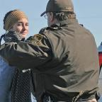 Ledbury Reporter: Actress Shailene Woodley faces January trial in pipeline protest