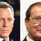 Ledbury Reporter: James Bond actor Daniel Craig now second-longest 007 behind Sir Roger Moore