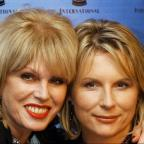 Ledbury Reporter: Watch Jennifer Saunders and Joanna Lumley in Absolutely Fabulous in six different languages