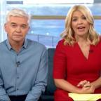 Ledbury Reporter: Holly Willoughby apologises after Joey Essex swears on This Morning