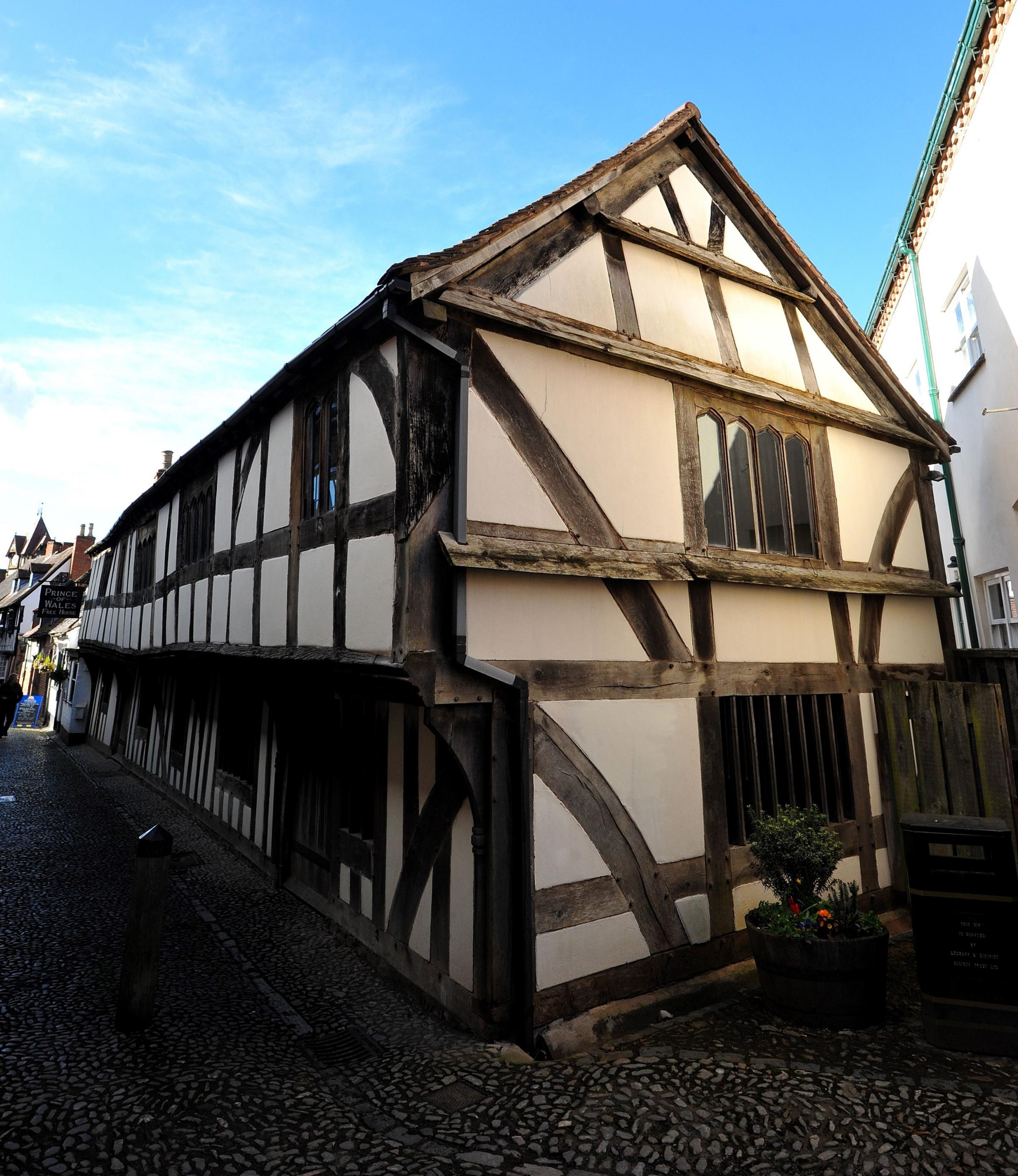 DROP IN - planned for Ledbury Heritage Centre.
