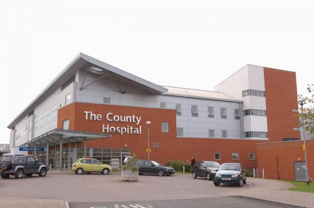 Hereford County Hospital NHS staff will be given free car parking
