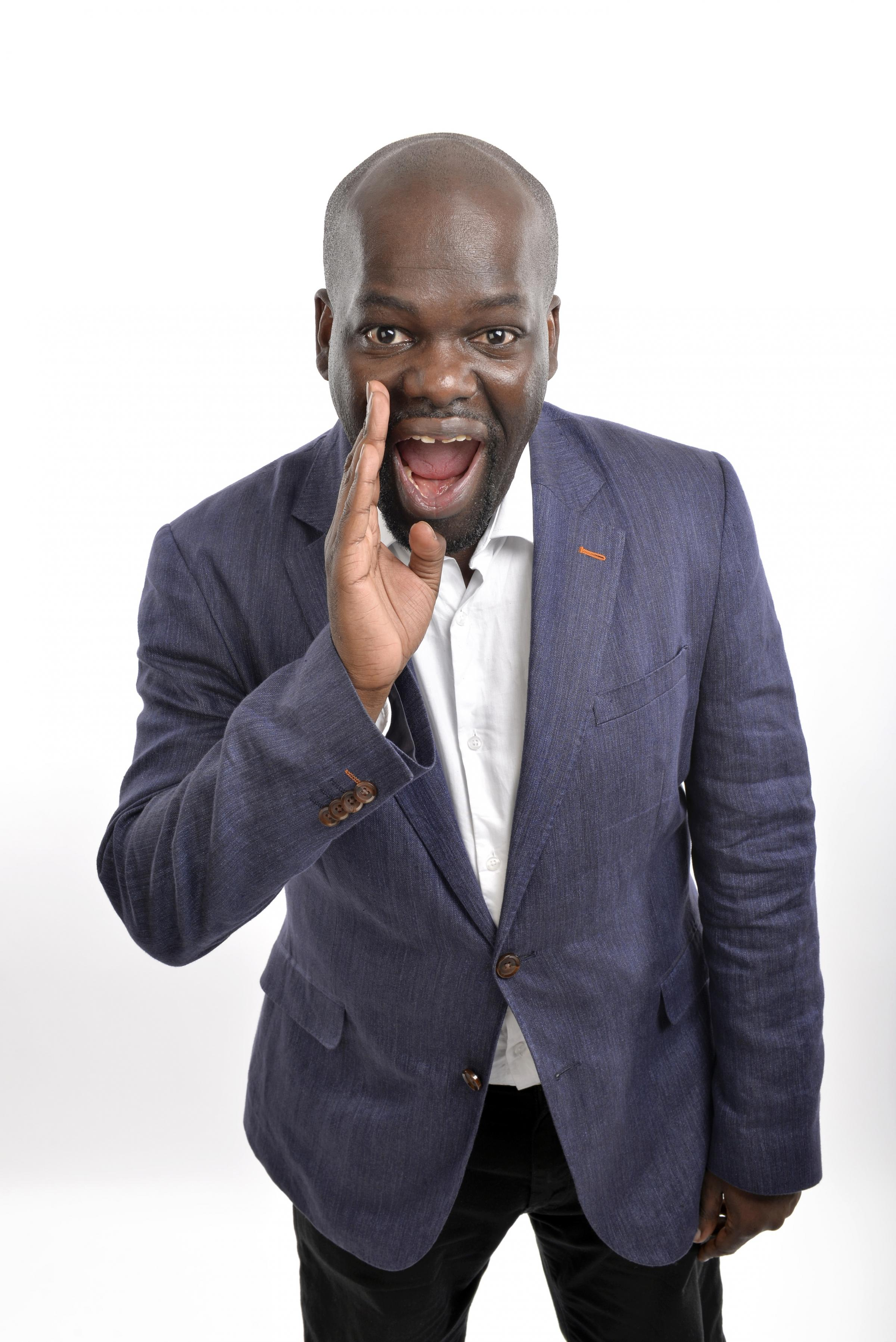 Daliso Chaponda - What the African said